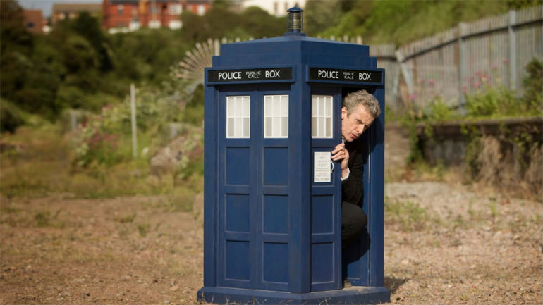 Doctor-Who-Flatline-TARDIS