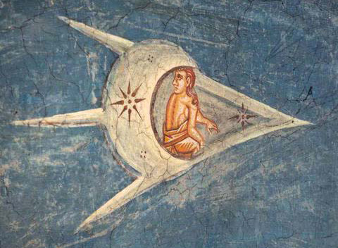 Are There UFOs in Religious Art? (And More Weird Questions