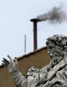 Soon the cardinals will send up black smoke or white smoke to indicate that we have a new pope. When should you be watching?