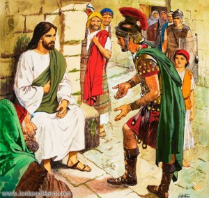 Men who came to Jesus: The Roman Soldier