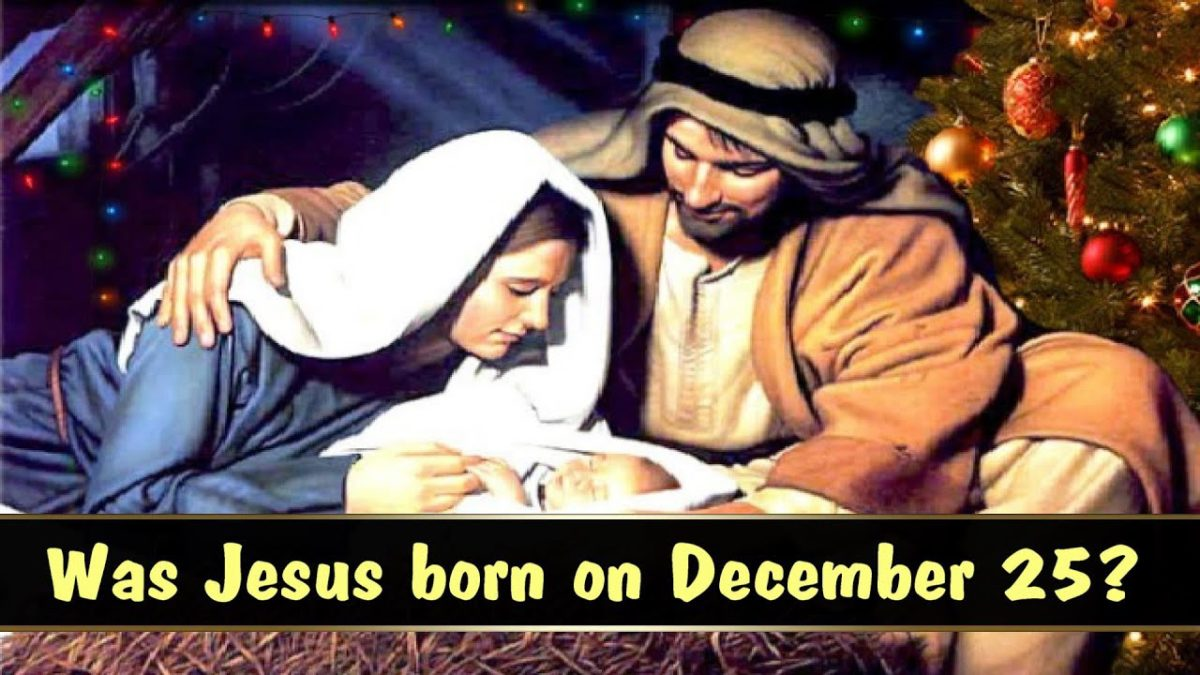 Christmas Jesus Birth Images.Was Jesus Born December 25th Jimmy Akin