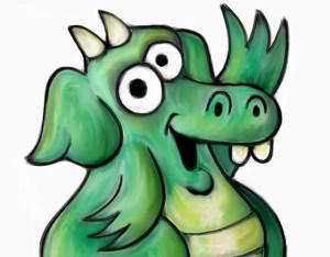 friendly-dragon