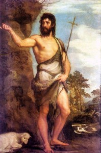 What do we know about the mysterious John the Baptist? Here are 11 things to and share . . .