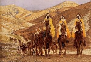 The magi protected Baby Jesus by returning to the country by a different road. Who else were they protecting?