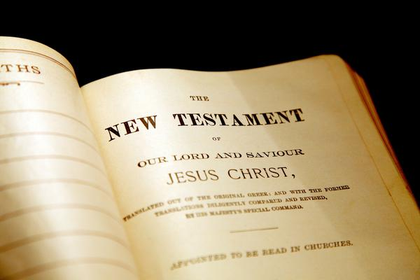 paul in the new testament Saint paul is more in the spotlight than any other figure in the early church  of  the new testament, and contain the most accurate details of paul's life history.