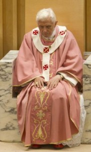 Pope Benedict XVI has announced his resignation. Here is the full statement and first reaction.