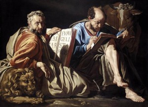 How are the gospel authors different?