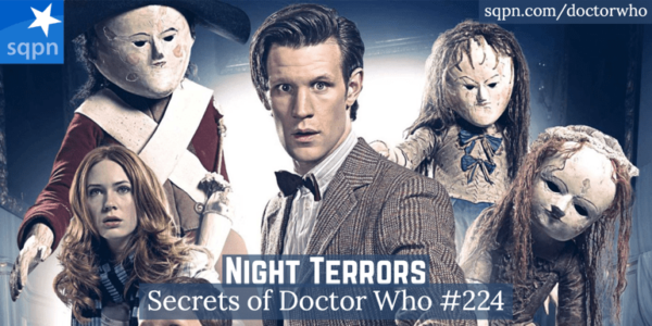 Night Terrors (11) – The Secrets of Doctor Who